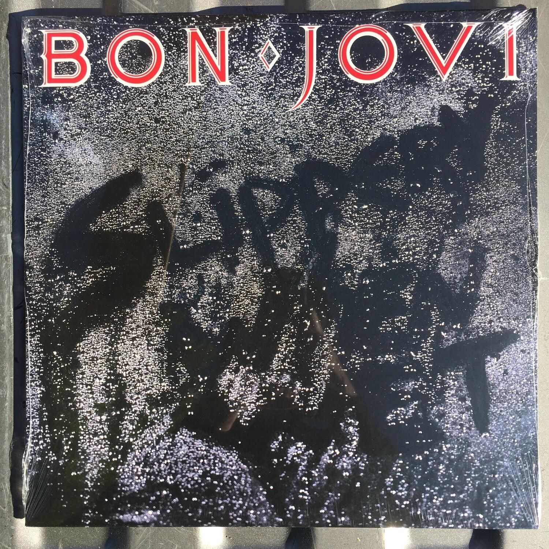 Bon Jovi ~ Slippery When Wet ~ (NEW) Vinyl LP