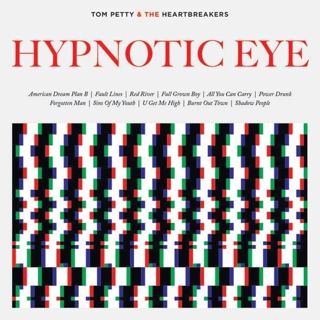 Tom Petty & The Heartbreakers ~ Hypnotic Eye ~ Vinyl LP (New) Factory Sealed