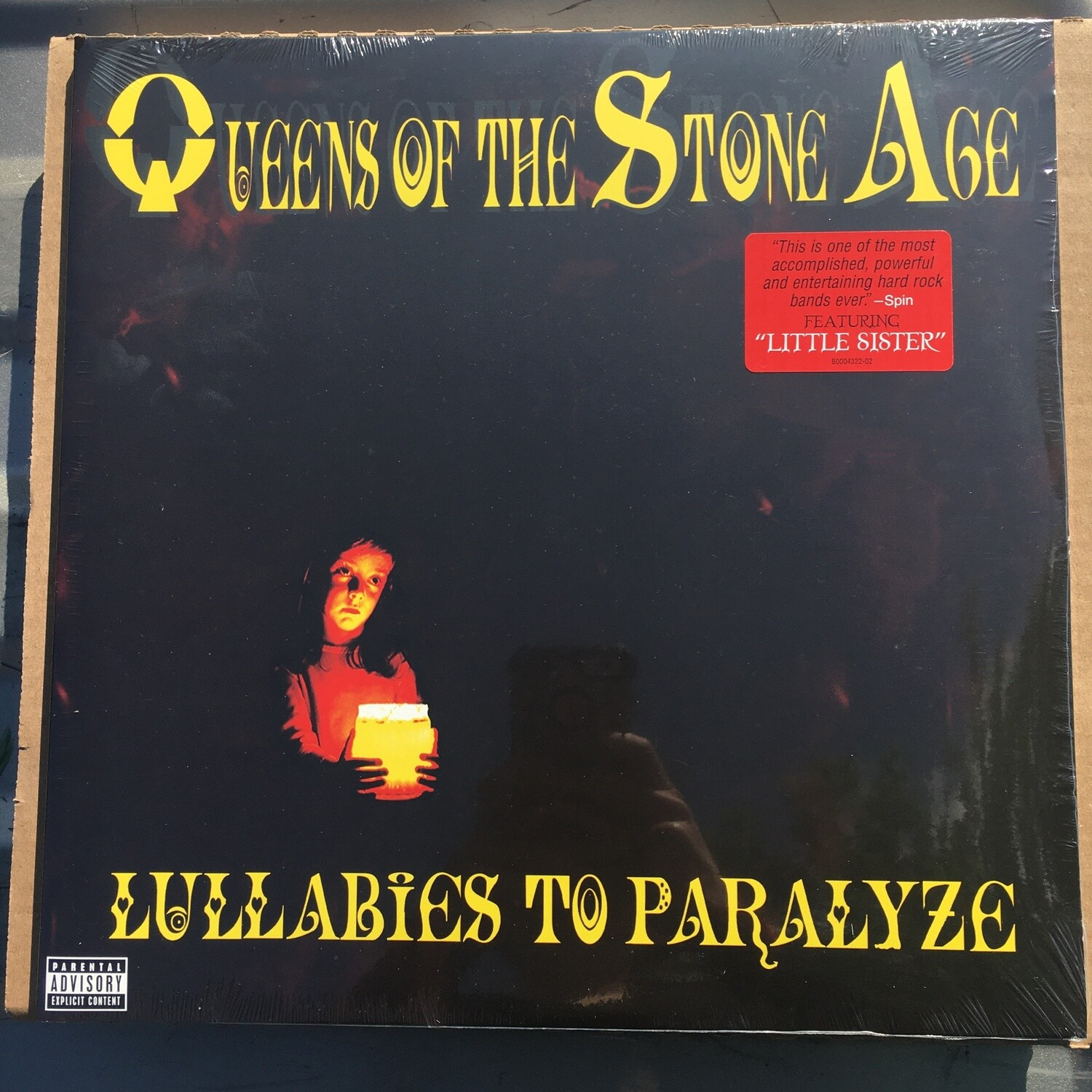 Queens Of The Stone Age ~ Lullabies To Paralyze ~ (NEW) 2X Vinyl LP