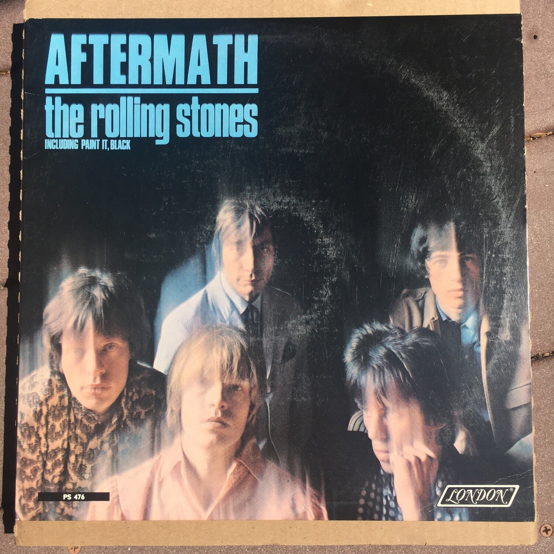 The Rolling Stones ~ Aftermath ~ (USED) VG+ Vinyl Record ~ 100% Virgin Vinyl