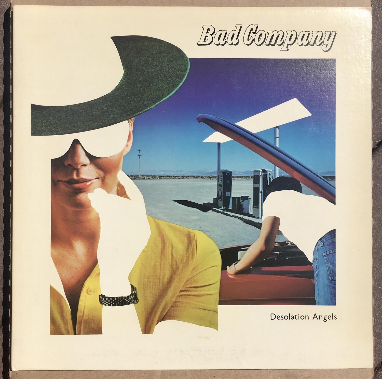 Bad Company ~ Desolation Angels ~ (USED) Vinyl LP ~ (1979) Original Pressing
