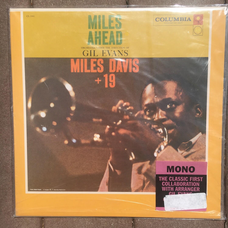 Miles Davis ~ Miles Ahead ~ (NEW) Vinyl LP