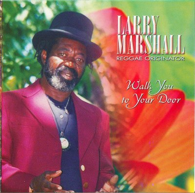Larry Marshall – Walk You To Your Door - CD (New) Sealed