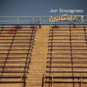 Jon Snodgrass - Visitor's Band CD New (Sealed) OOP (Out Of Print)