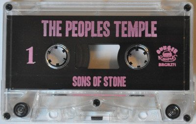 THE PEOPLES TEMPLE