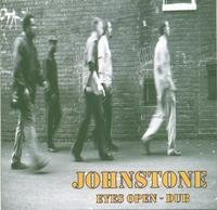 JOHNSTONE - Eyes Open - DUB CD (New) Sealed Rare OOP (Out Of Print)