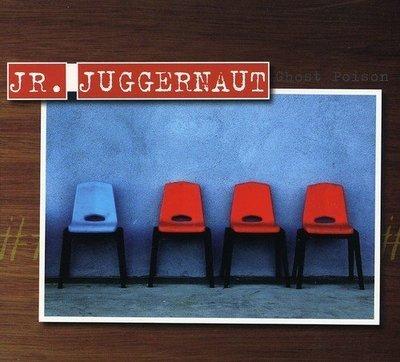 Jr. Juggernaut - Ghost Poison CD (New) Sealed