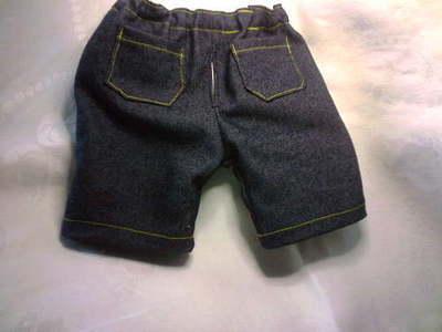 Jeans-dark blue