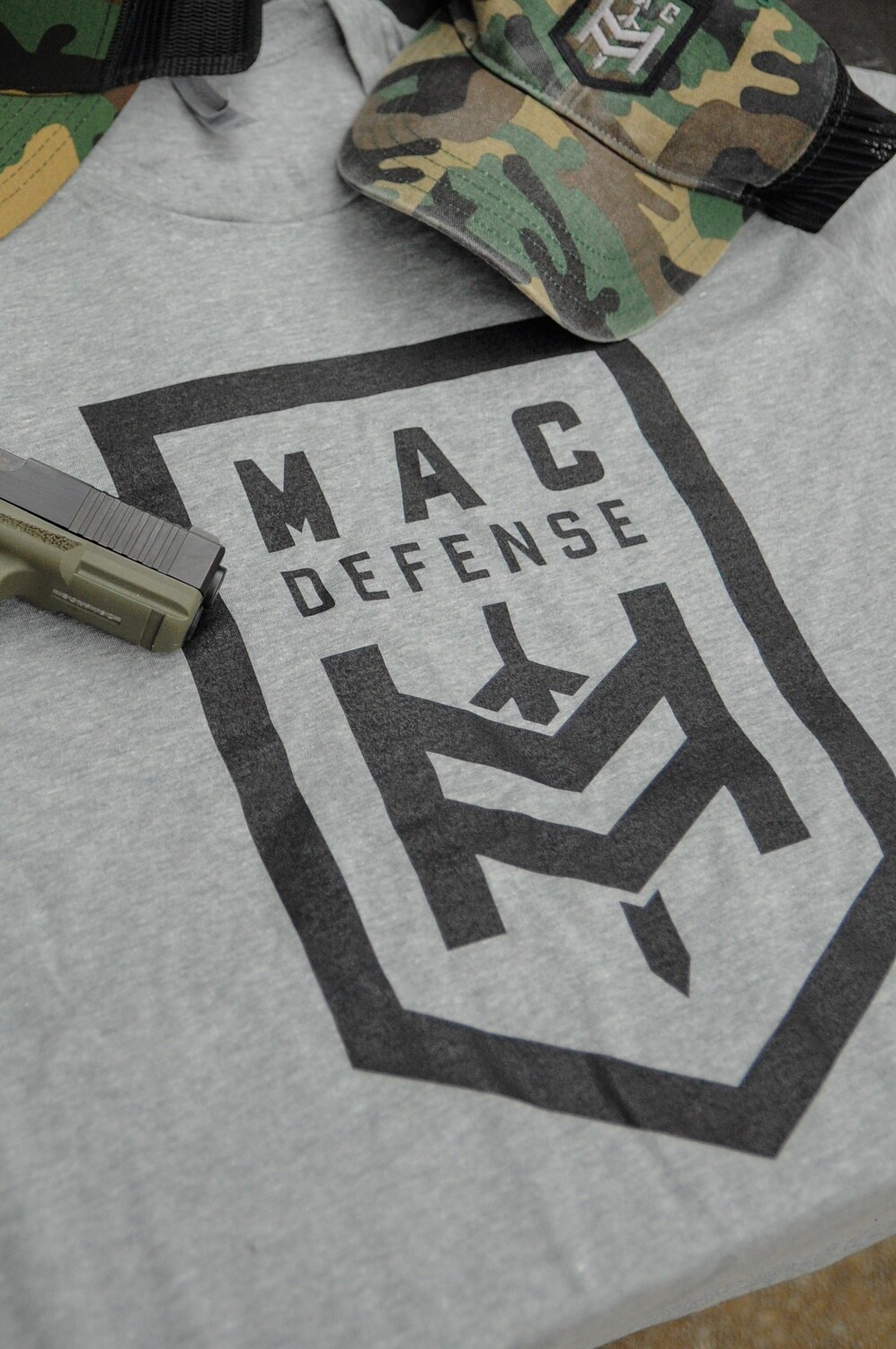 MAC DEF Shield Tee