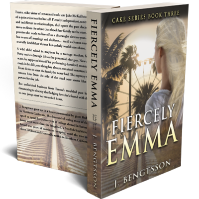 Fiercely Emma Signed Paperback