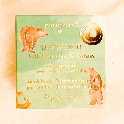 Bath Fizzer UNwind FOL130