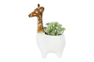 Giraffe planter df1812