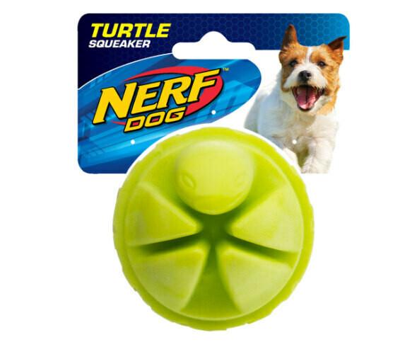Nerf Dog Turtle Ball Super Squeaker