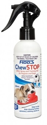 Fidos Chew Stop Bitter Spray