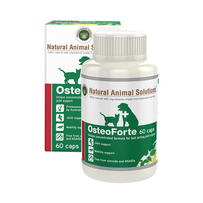 Natural Animal Solutions Osteoforte