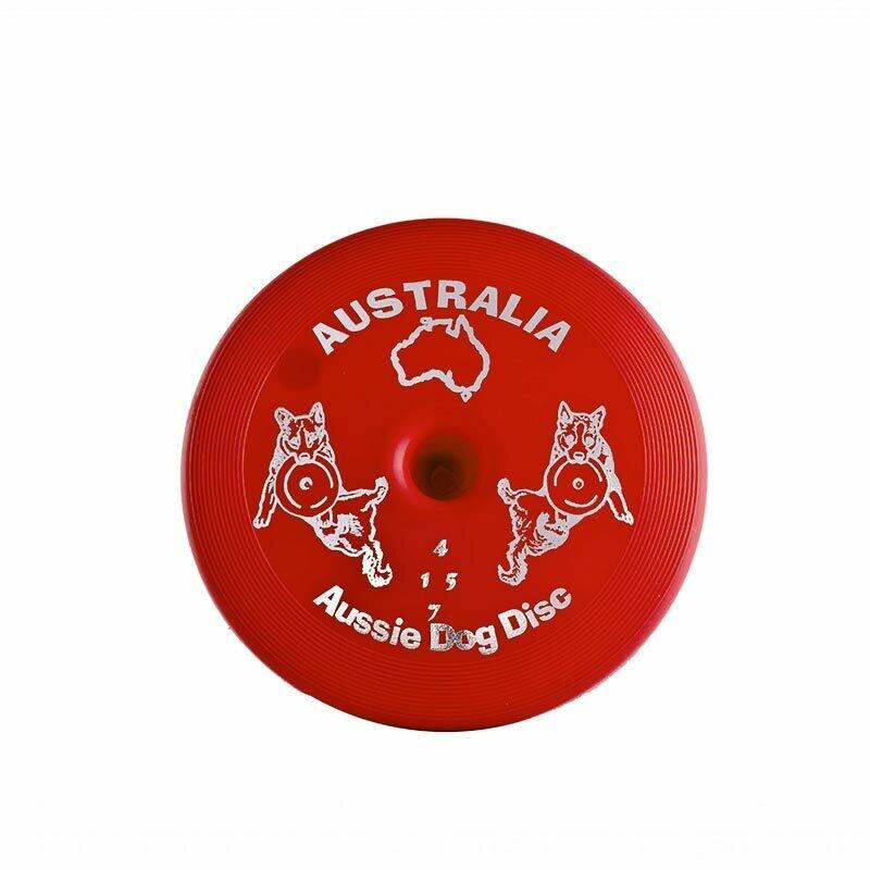 Aussie Dog Fly- It Disc