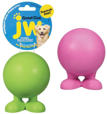 JW Good CUZ Small dog toy