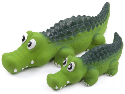 Kazoo Latex Crocodiles