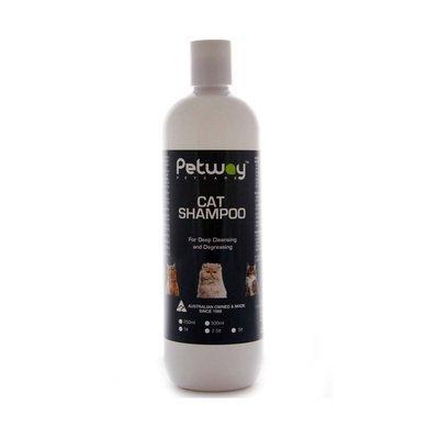 Cat Shampoo. Petway Petcare