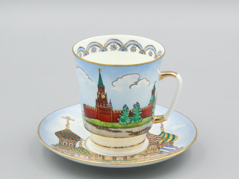 """Кофейная пара """"Красная площадь"""""""
