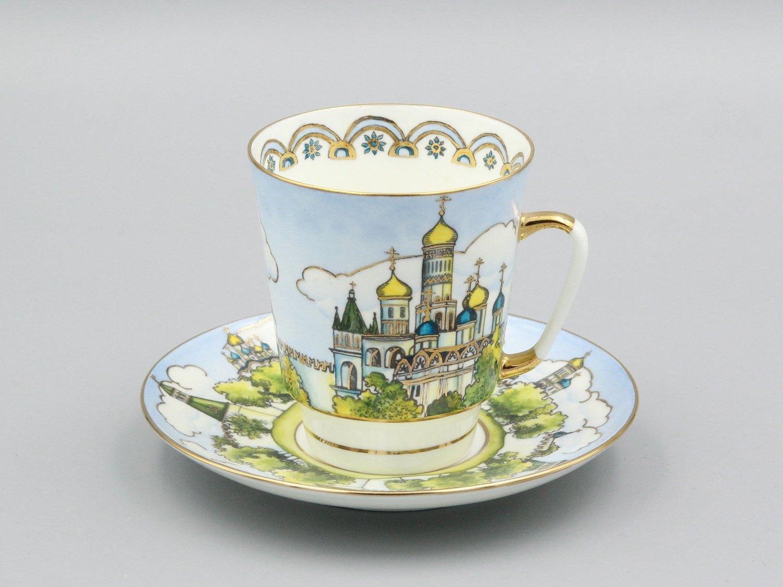 """Кофейная пара """"Утро красит"""""""