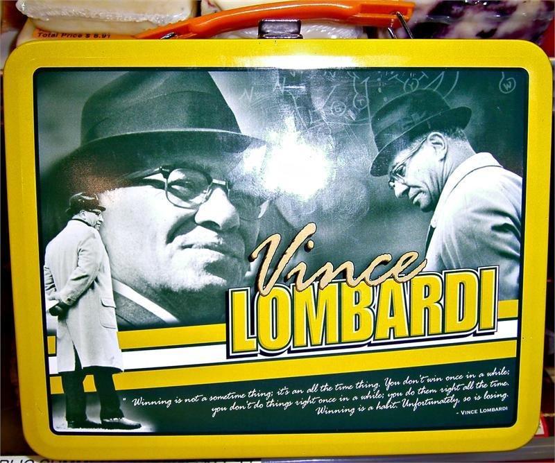 The Lombardi Lunch Box