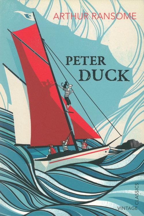 Peter Duck (Vintage Children's Classics)