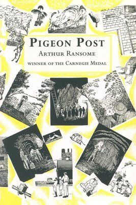 Pigeon Post (Red Fox)