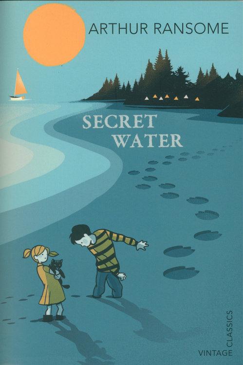Secret Water (Vintage Children's Classics)