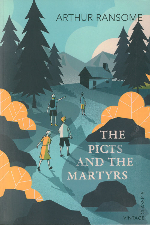 The Picts and the Martyrs (Vintage Children's Classics)