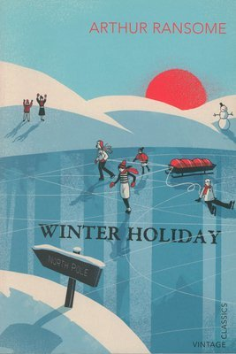 Winter Holiday (Vintage Children's Classics)