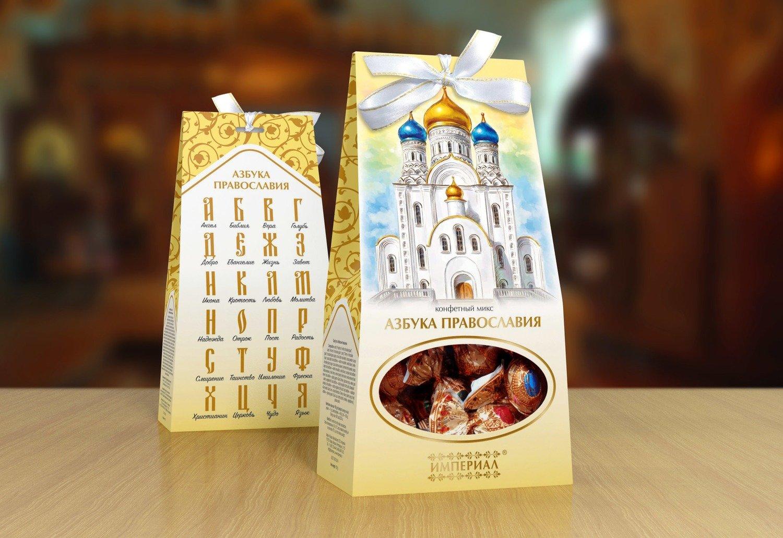 Конфетный микс «Азбука православия»
