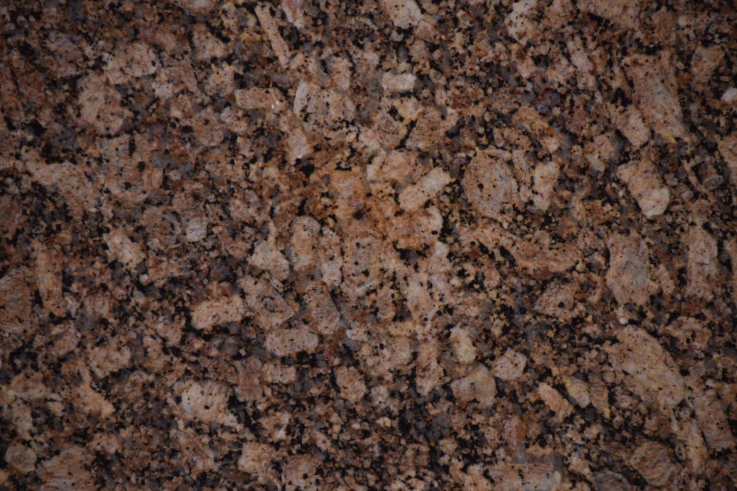 Granite - Giallo West