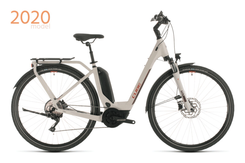 CUBE • Touring Hybrid Pro 500 Easy Entry