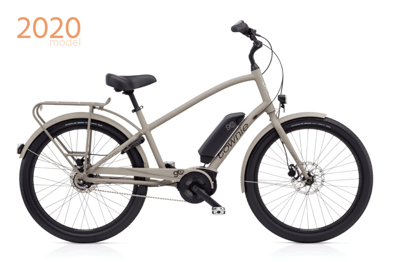 ELECTRA • TOWNIE GO! 8i Step-Over