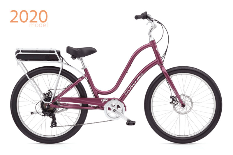 ELECTRA • TOWNIE GO! 7D Step-Thru