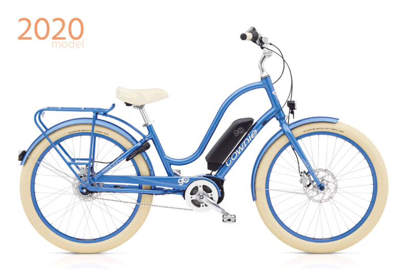 ELECTRA • TOWNIE GO! 8i Step-Thru
