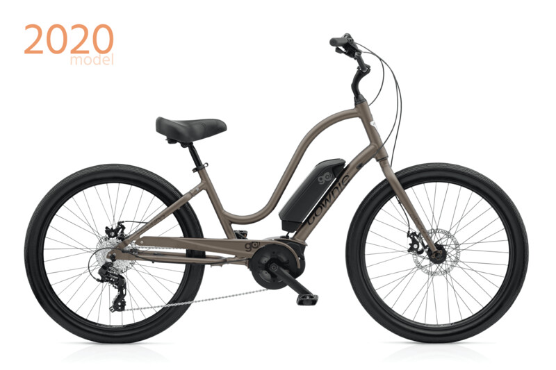 ELECTRA • TOWNIE GO! 8D Step-Thru