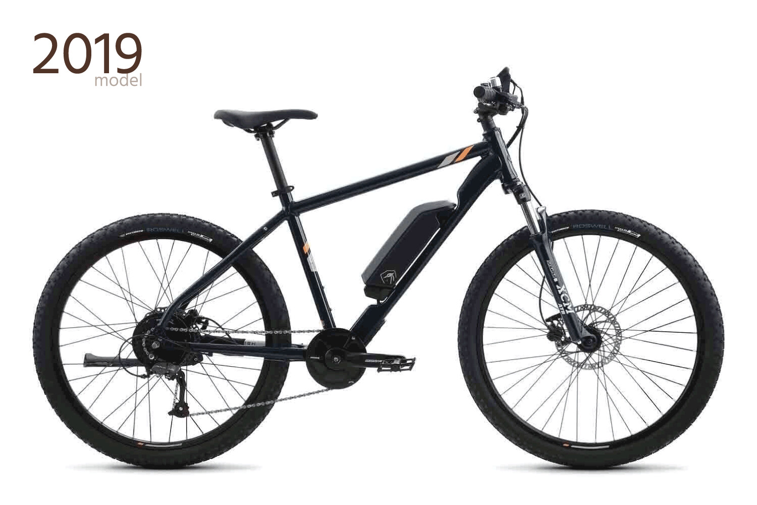RALEIGH • Talus iE Step Over