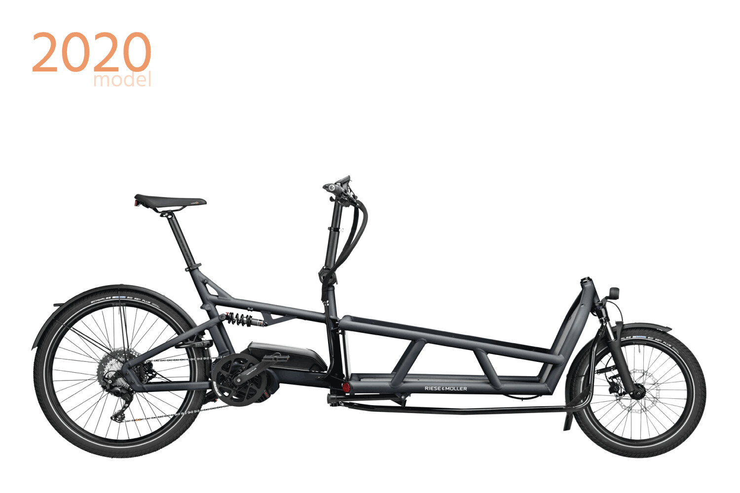 RIESE & MULLER • Load 75 touring