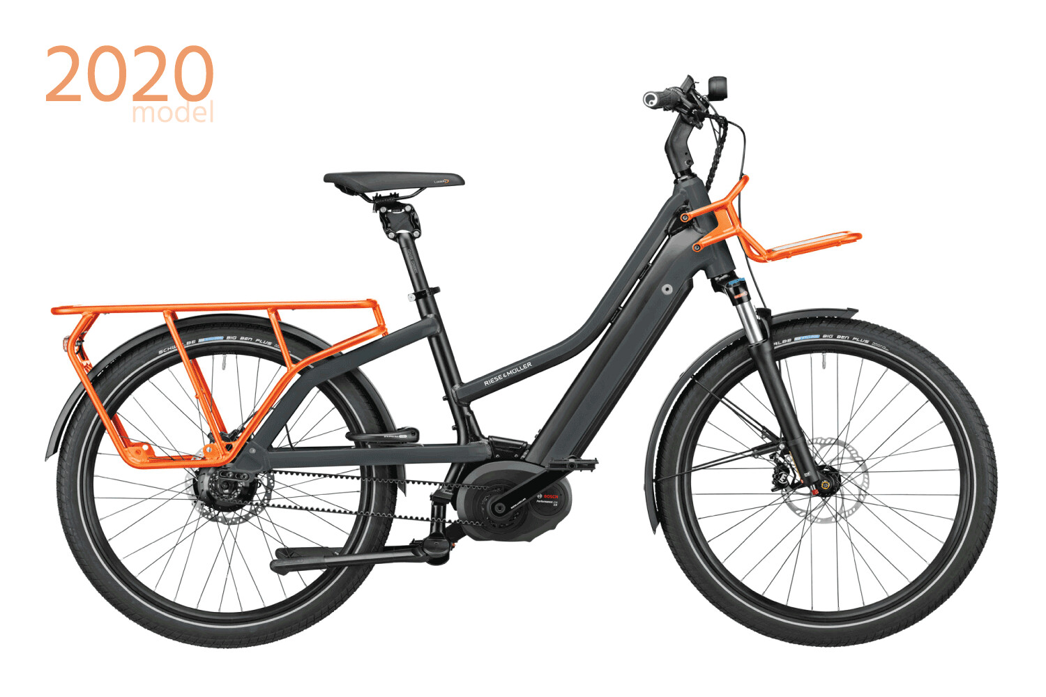 RIESE & MULLER • Multicharger Mixte GT rohloff