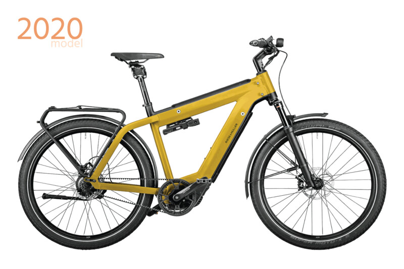 RIESE & MULLER • Supercharger2 GT rohloff