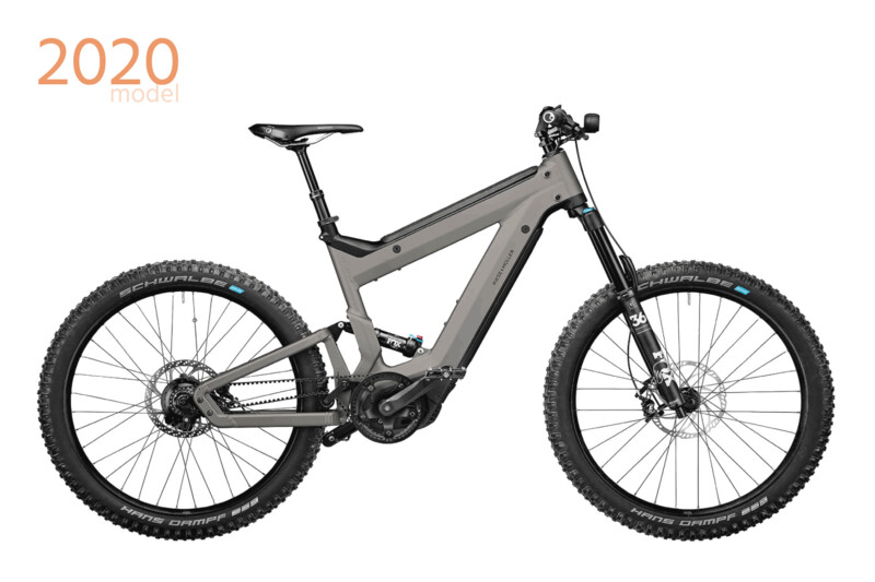 RIESE & MULLER • Superdelite mountain rohloff