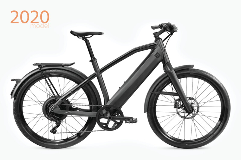 STROMER • The All New ST1 Sport