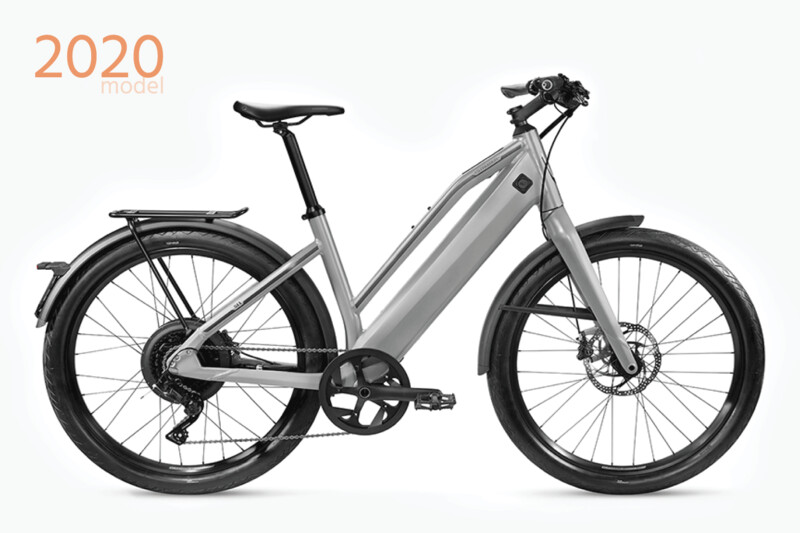 STROMER • The All New ST1 Comfort
