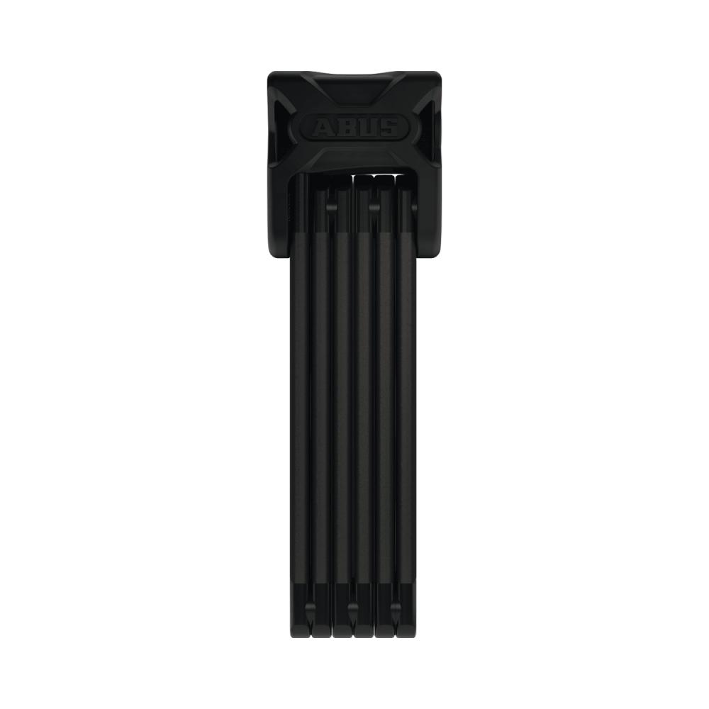 ABUS • Bordo 6000, Folding lock with key, 90cm (3'), Black