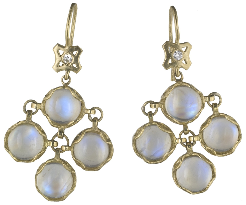 Mini chain earrings (SOLD)