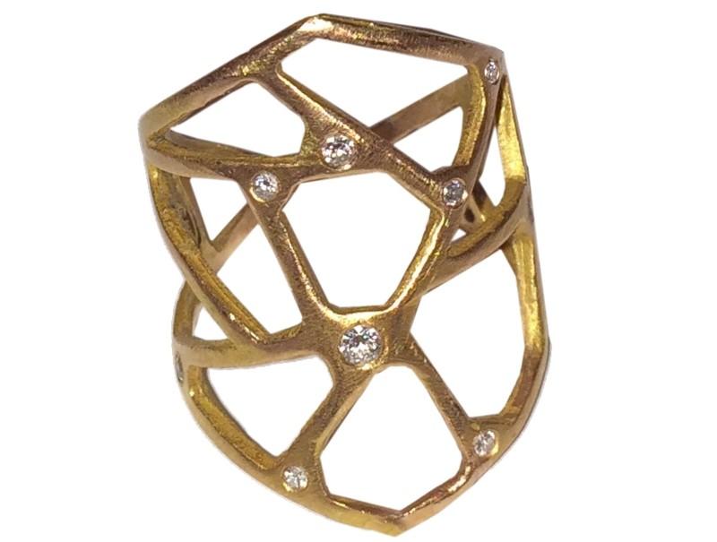 Rhombus Ring