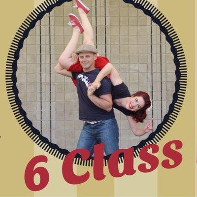 6-Class Pass