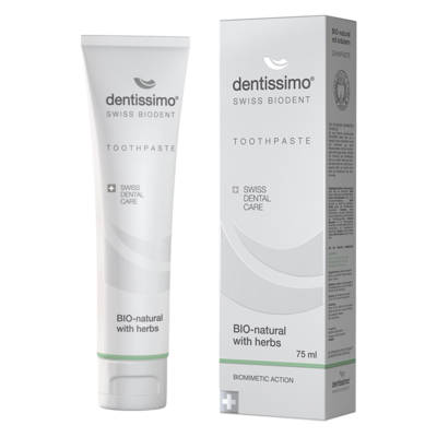 DENTISSIMO BIO-natural 75 ml